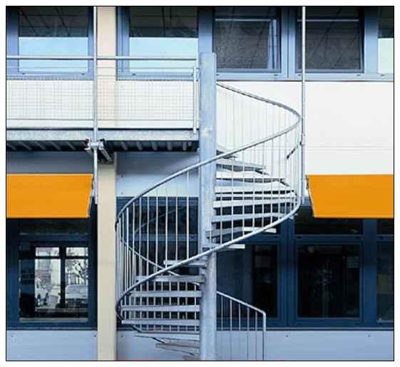 樓梯 家居精彩裝修空間(圖)   白鋼樓梯扶手 - 不銹鋼工程