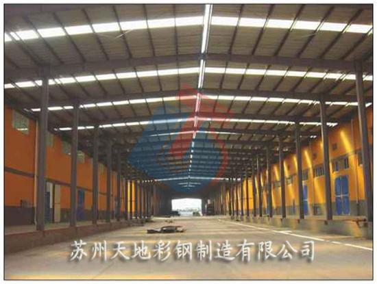 上海钢结构厂房