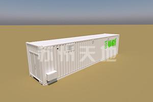 污水处理设备箱