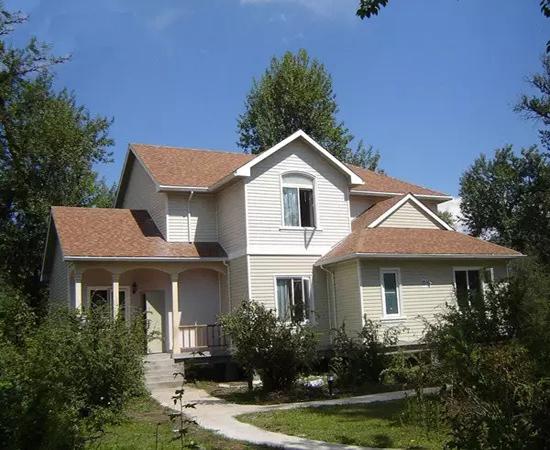 造两层半的房子设计图
